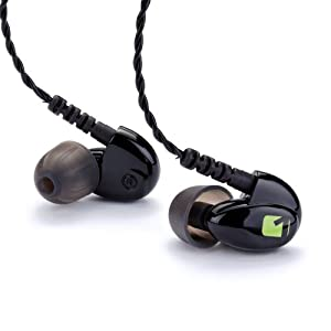 Westone Single-Driver Universal Fit Earphone, Black (Discontinued by Manufacturer)