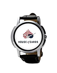 PosterGuy House Of Cards Men's Wrist Watches