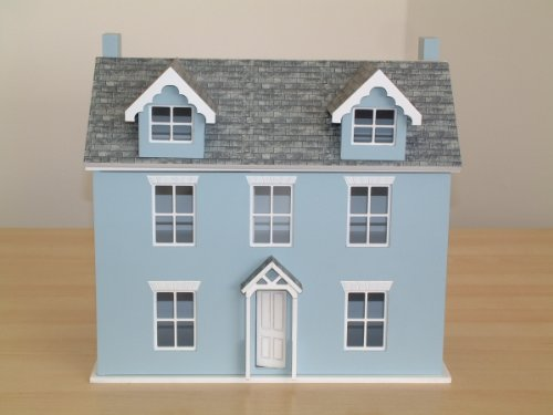 DOLLS HOUSE KIT 1/24TH WILLOW UNPAINTED