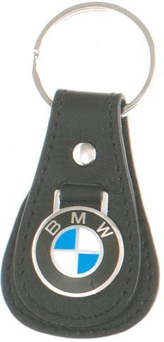 Cheap Bmw Genuine Black Tear Drop Key Fob Key Chain Ring