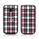 Pink Plaid Design Protective Skin Decal Sticker for Samsung Alias 2 U750