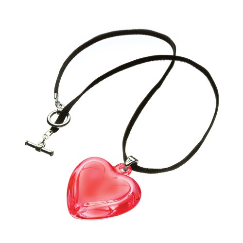 Waterford Crystal Siren Heart Pendant