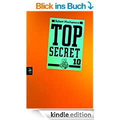 Top Secret 10 - Das Man�ver
