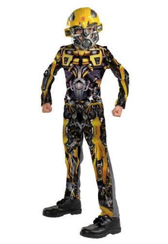 Disguise Boys Transformers Bumblebee Costume