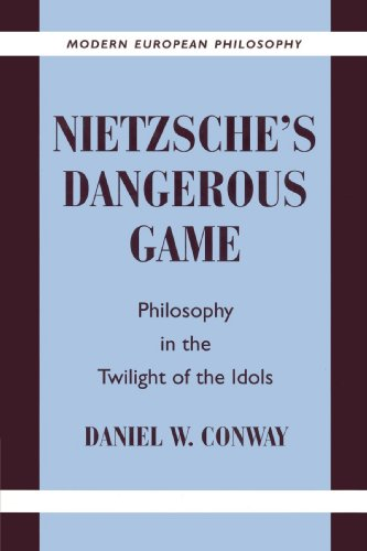 an analysis of the philosophy of nietzsche T r • about any other significant topic it is necessary to see how the concept is ex·   tbtted and dramatized in his writings for nietzsche philosophical analysis is.