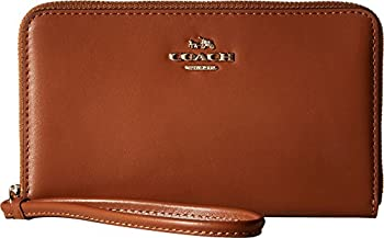 COACH Box Program Smooth Zip Case