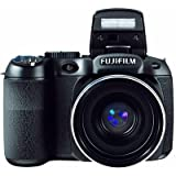 FujiFilm Finepix S2980 14 Megapixel 18 x optical zoom Digital Camera - Black