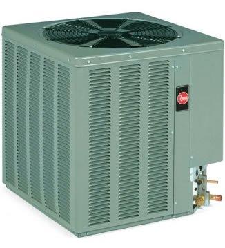 2 Ton Rheem 13 SEER R-22 Heat Pump Condenser (Dry Charge)