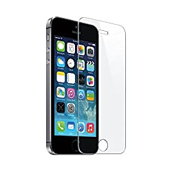 QAWACHH Tempered Glass For Apple Iphone 5s