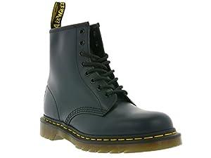 Dr. Martens 1460 Schuhe 8-Loch Schuhe Stiefel Boots Blau 10072410, Größenauswahl:41.5