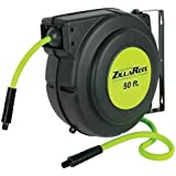 "Legacy L8250FZ Zilla Reel 3/8""x50' Enclosed Plastic Air Reel"