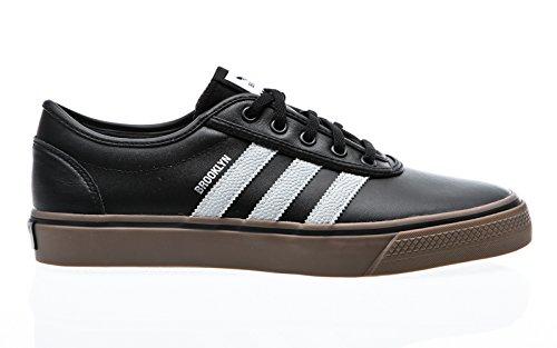 Adidas Adi-Ease x NBA, core black/lgh solid grey/silver metallic, 9