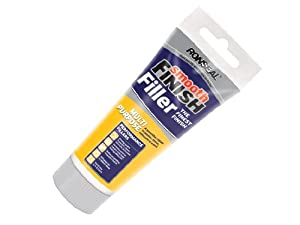 Ronseal Smooth Finish Multi Purpose Interior Wall Filler Ready Mixed 330g from Ronseal