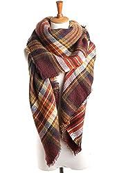 Zando Womens Thick Merino Ragg Wool Crew Winter Socks-1 Pack