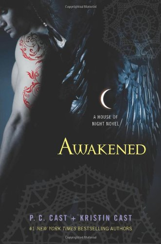 Cover of Awakened (House of Night, Book 8)