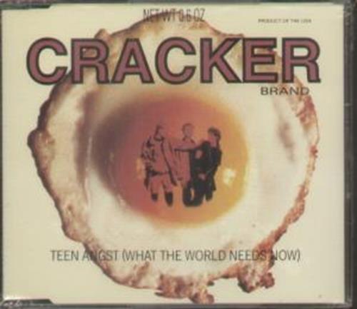 CRACKER - Teen Angst - Zortam Music