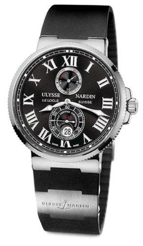 Ulysse Nardin Maxi Marine Chronometer Mens Automatic Watch 263-67-3/42