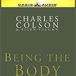 Being the Body Audiobook