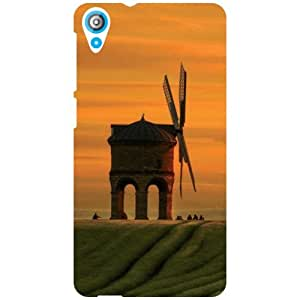 HTC Desire 820Q Phone Cover - Fort Matte Finish Phone Cover
