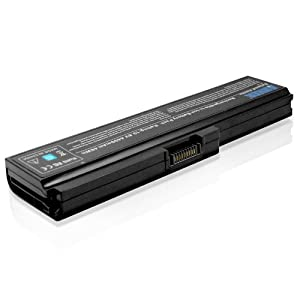 Anker® New Laptop Battery for Toshiba PA3817U-1BRS PA3819U-1BRS Toshiba Satellite C655 L640 L650 L650D L655 L655D L700 L745 L750 L750D L755 L755D L775 L775D M640 M645 P745 P755 P775 Series - 18 months warranty [Li-ion 6-cell 4400mAh/48Wh]