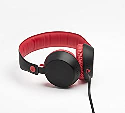coloud -The Boom Blocks 04090647 Headphones - Black/Red