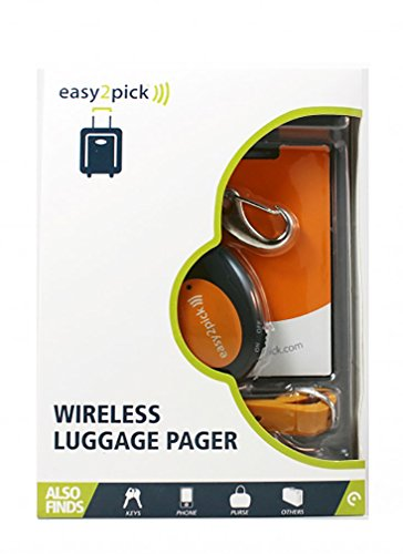Easy 2 Pick Luggage And Key Finder Blister Orange - Easy 2 Pick Blister