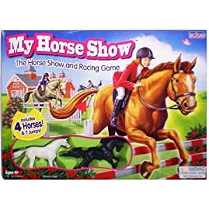 My Horse Show Board Game