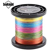 1000M Fishing Line Multi-color Colorful 10 Meters/ Color Super PE Braided 8 Strand Weaves