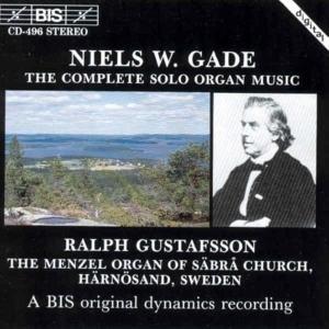 Gade: Solo Organ Music