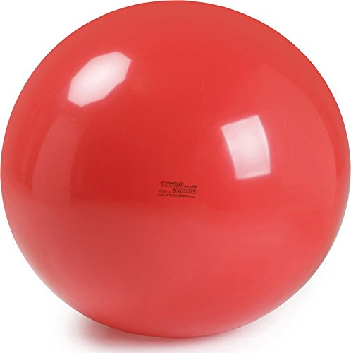 Ginnica Ball ( rosso , ø 120 cm, 4000 g ) [ attrezzatura ]