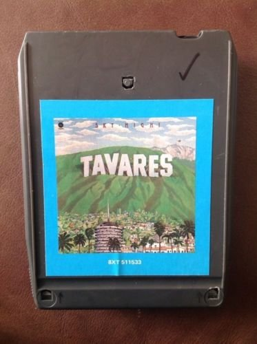 Tavares - Tavares Sky High! 8 Track Tape - Zortam Music