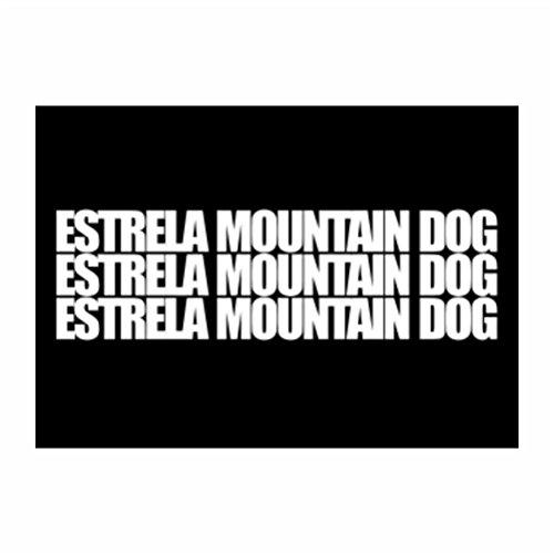 teeburon-estrela-mountain-dog-three-words-pack-of-4-stickers