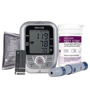 Buy Low Price Genexel Sein Duo Care Combined Blood Glucose