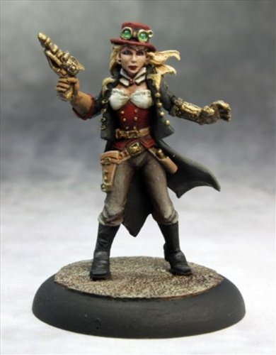 Belle, Steampunk Heroine - 1