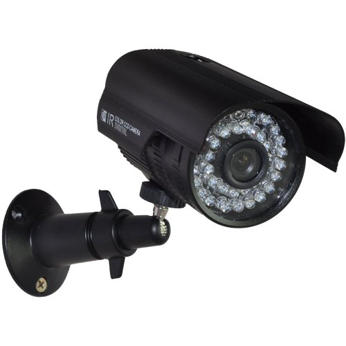 Cctv Camera 700Tvl Sony Effio-E Ccd 3.6Mm Lens Wide Angle Waterproof Infrared 36Led Night Vision Outdoor Cctv Camera With Free Bracket & Power Supply