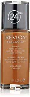 Revlon Colorstay Makeup for NormalDry Skin Caramel 1.0 Ounce