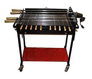 Large Cyprus Or Brazilian Bbq Charcoal Grill