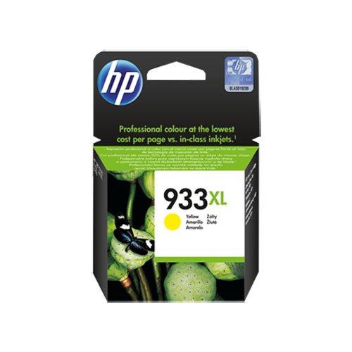 HP 933XL Original Tintenpatrone mit hoher Reichweite Gelb