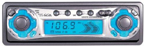 Pyramid - AM/FM-MPX Cassette Player w/Detachable Face - 4028DFX