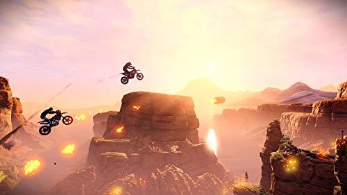 トライアルズ ライジング ダウンロードコード + ステッカーブック 同梱 - PS4 ゲーム画面スクリーンショット2