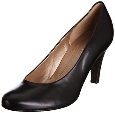 Gabor Shoes 75.210.37, Damen Pumps, Schwarz (schwarz (LFS rot)), EU 38 (UK 5) (US 7.5)