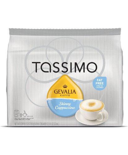 Tassimo Gevalia Skinny Cappuccino T-Discs