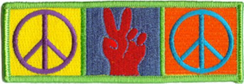 Application 3 Peace Patch - 1