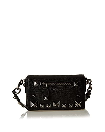 Marc Jacobs Borsa A Tracolla Leather Shoulder Bag W Studs [Nero]