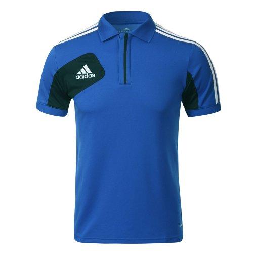 Adidas Con12 Clima Lite Polo da uomo, colore blu