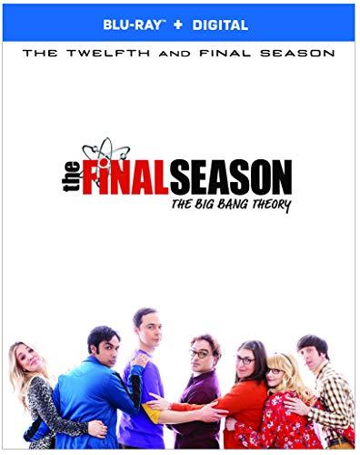 Blu-ray : Big Bang Theory: Twelfth & Final Season (2 Discos)