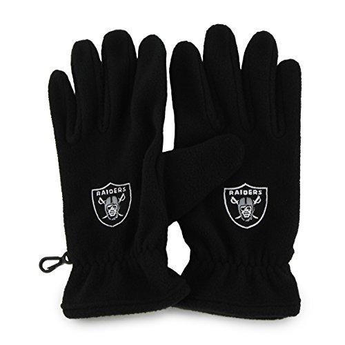 NFL Oakland Raiders Gloves