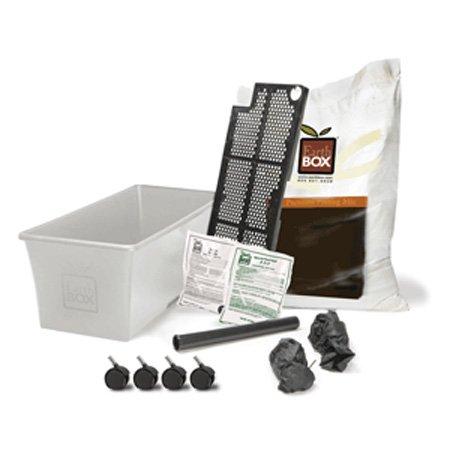 EarthBox Junior Garden Kit - White