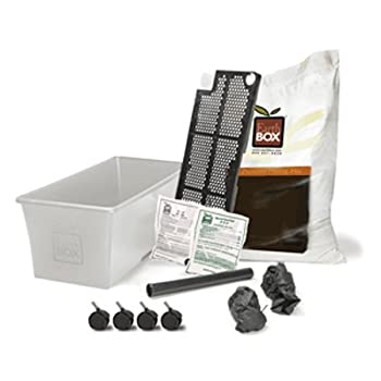 EarthBox Junior Garden Kit - White