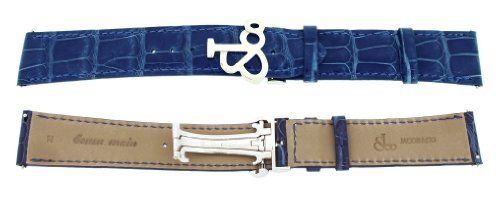 jacob-co-genuine-real-alligator-blue-band-strap-22mm-for-47mm-watch